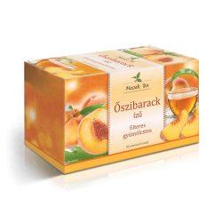 Mecsek Tea Őszibarack ízű filteres tea (20 db)