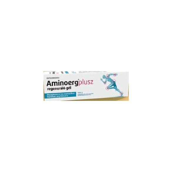 Interherb Aminoerg Plusz regeneráló gél (100 g)