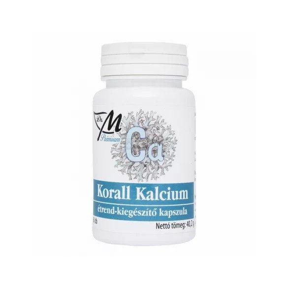 Dr. M Korall Kalcium + tabletta (30 db)