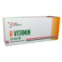 Vitanorma A-vitamin 10000 NE tabletta (30 db)