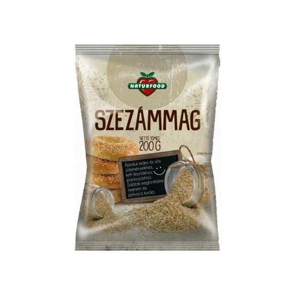 Naturfood Szezámmag (200 g)
