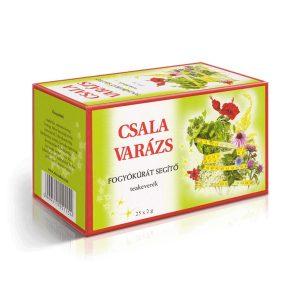 Mecsek Tea Csala varázs testsúlycsökkentő filteres tea (25 db)