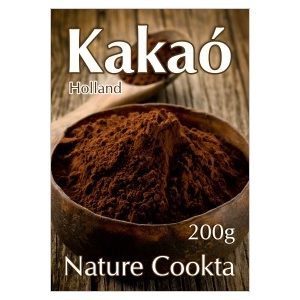 Nature Cookta Holland kakaópor 20-22% (200 g)