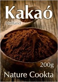 Nature Cookta Holland kakaópor (200 g)