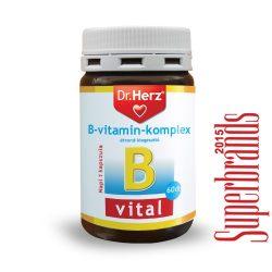 Dr. Herz B-komplex vitamin kapszula (60 db)