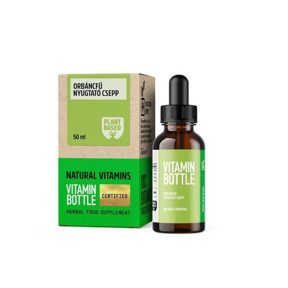 Vitamin Bottle Orbáncfű nyugtató olajcseppek (30 ml)