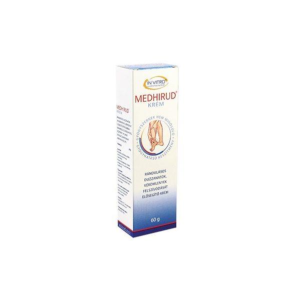 In Vitro Medhirud krém (60 g)