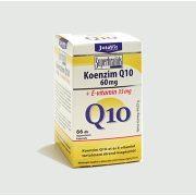 JutaVit Koenzim Q10 60mg + E-vitamin 35mg (66 db)