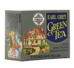 Mlesna Zöld tea Earl Grey (50 filter)