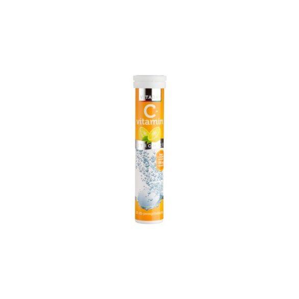 Innopharm Vitaday C-vitamin 180 mg pezsgőtabletta (20 db)