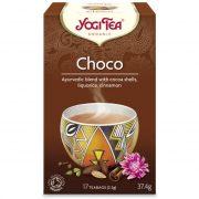 Bio Yogi Csokoládés tea azték fűszerezéssel (17 filter)