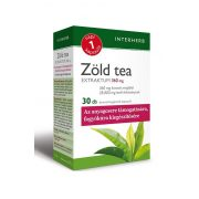 Interherb Napi 1 Zöld tea extraktum kapszula (30 db)
