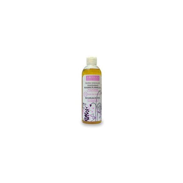 Aromax Érzéki símogató masszázsolaj (250 ml)