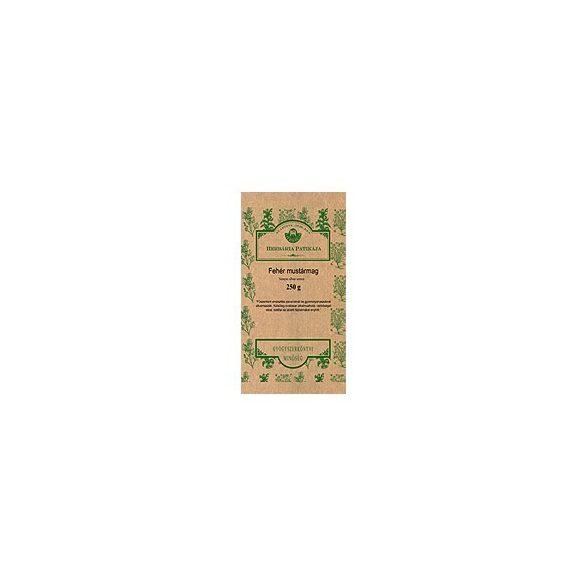 Herbária Fehér mustármag (250 g)