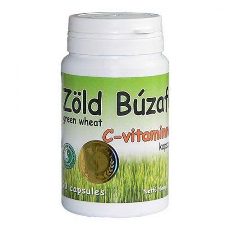 Dr. Chen Zöld búzafű kapszula C-vitaminnal (90 db)