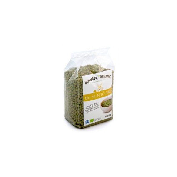 GreenMark Bio mungo bab (500 g)