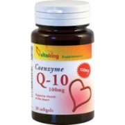 vitaking Coenzyme Q-10 100 mg (30 db)