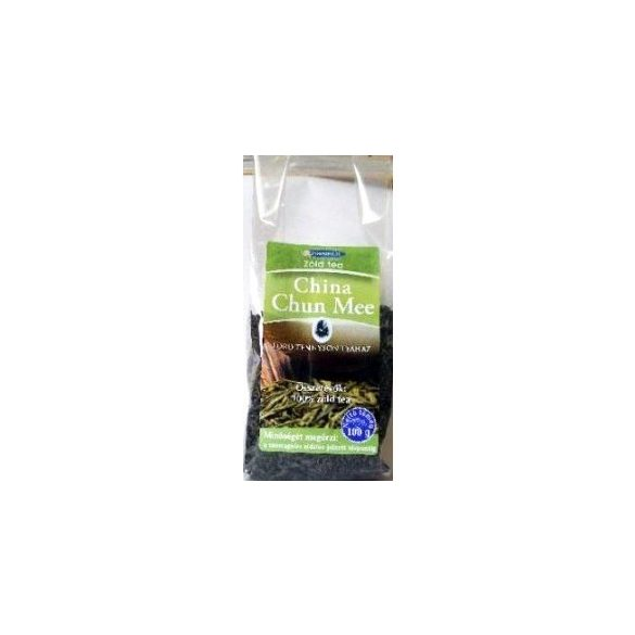 Possibilis Zöld tea China Chun Mee (100 g)