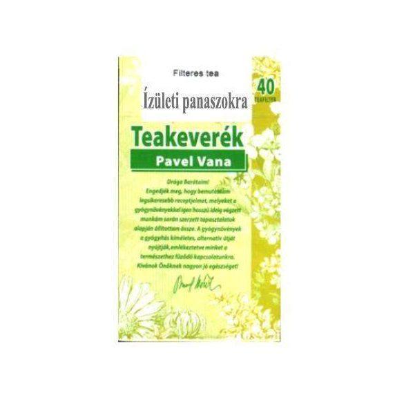 Pavel Vana tea Ízületi panaszokra (40 db)