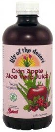 Lily of the desert Aloe vera filézett juice 99% (946 ml)