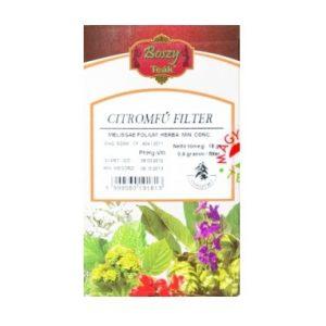 Gyógyfű Boszy Citromfű filteres tea (20 db)
