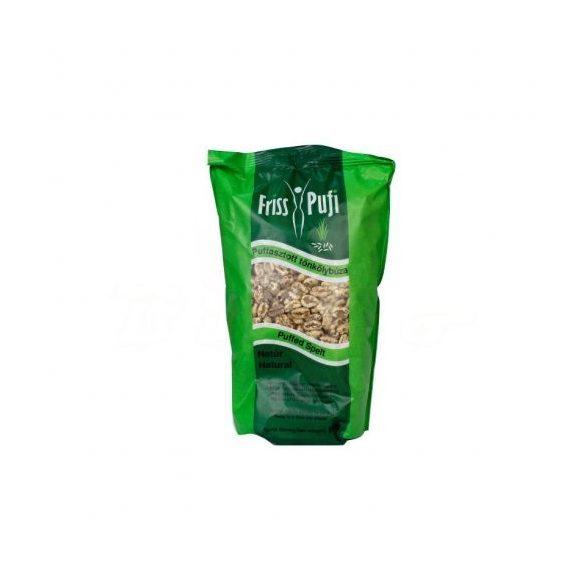 Friss pufi Puffasztott tönkölybúza natúr (85 g)
