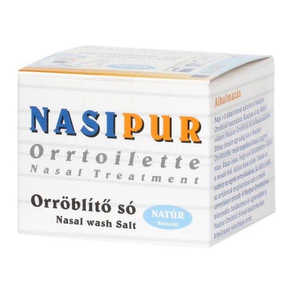 Nasipur Orröblítő só (30 db)