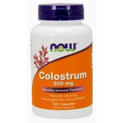 Now Colostrum kapszula, 500 mg (120 db)