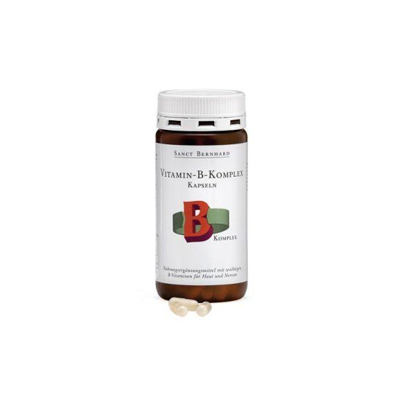 Sanct Bernhard B-komplex vitamin kapszula (150 db)
