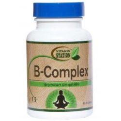 Vitamin Station B-complex tabletta (60 db)