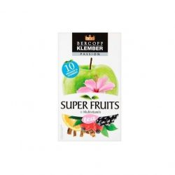 Bercoff Klember Superfruits Multivitamin tea (50 g)