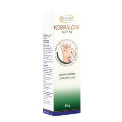 In Vitro Kobralgin fájdalomcsillapító hatású krém (50 g)