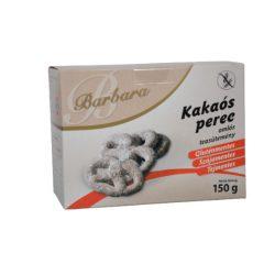 Barbara gluténmentes kakaós perec (180 g)
