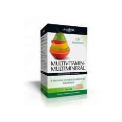 Interherb Multivitamin-Multiminerál + Q10 tabletta (30 db)