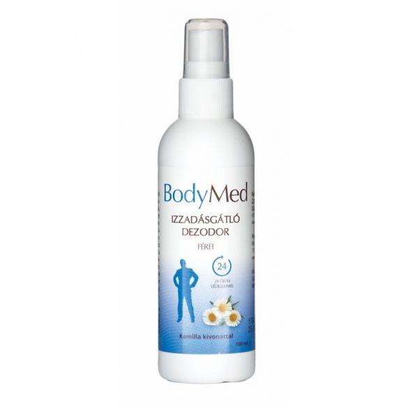 BODY MED férfi izzadásgátló spray (100 ml)
