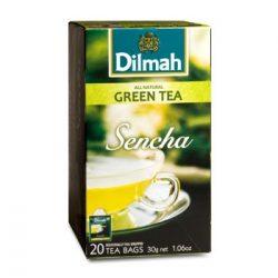 Dilmah Zöld tea, Sencha aromás, filteres (20 db x 1,5 g)