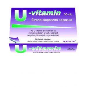 Tawellco U-Vitamin 300 mg kapszula (30 db)