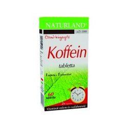 Naturland Koffein tabletta (60 db)