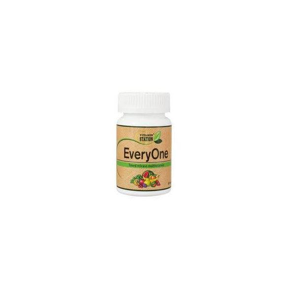 Vitamin Station EveryOne Multivitamin tabletta (30 db)