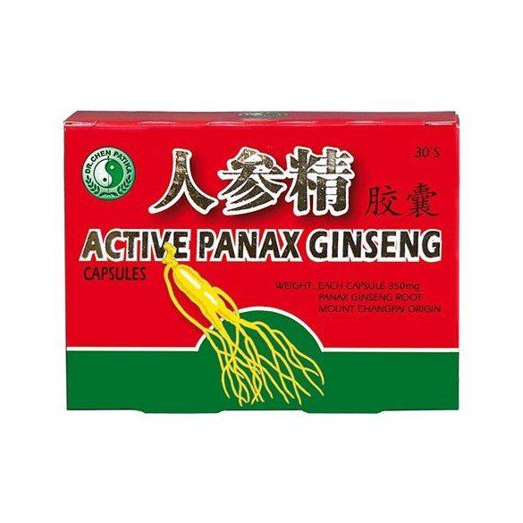 Dr. Chen Aktív panax ginseng kapszula (30 db)