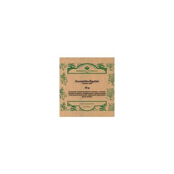 Herbária Gyermekláncfűgyökér (40 g)
