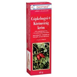 Biomed Csipkebogyó+Körömvirág krém (60 g)