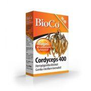 BioCo Cordyceps 400 Hernyógomba kivonat (90 db)