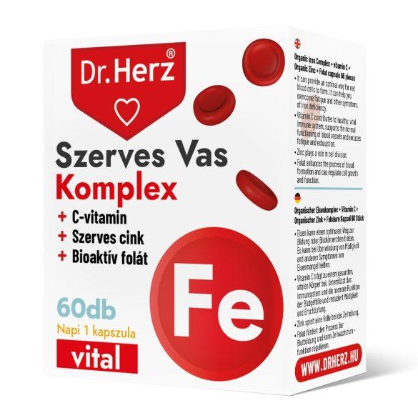 Dr. Herz Vas Komplex tabletta (60 db)