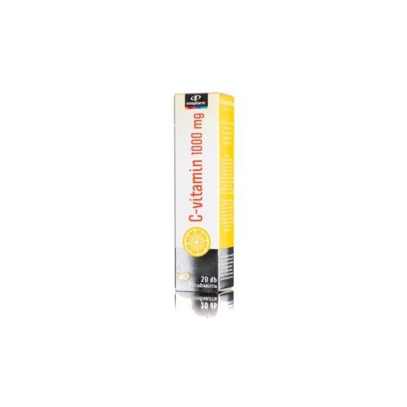 Innopharm Pezsgőtabletta C-vitamin 1000 mg  (20 db)
