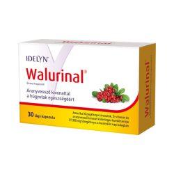 Walurinal kapszula aranyvesszővel (30 db)