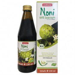 Medicura Bio Noni 100% gyümölcslé (330 ml)