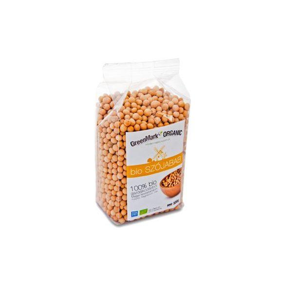 GreenMark Bio szójabab (500 g)