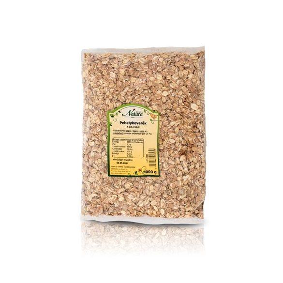 Natura Pehelykeverék 4 gabonából (1000 g)