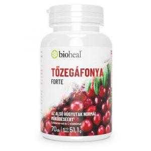 Bioheal Tőzegáfonya (70 db)